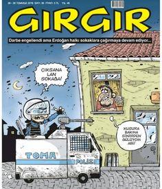 Gırgır-19 temmuz 2016