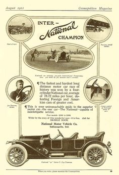 1912 National Ad