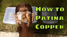 Testing Blue Patinas on Copper - Part 1 In this video I am starting my copper patina tests. I'm hoping to try as many different copper patina recipes as poss. Copper Casting, Test Video, Copper Tubing, Have Fun, Give It To Me, It Cast, Copper Jewelry, Metals, Youtube