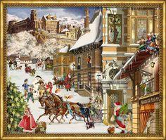 "Adventskalender ""Heidelberg"""