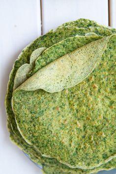 Spinatpandekager - madpandekager med spinat - Stinna