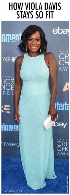 Menopause? Here's how Viola Davis still crushes her workout even during menopause.