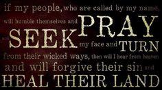Jericho Walls | International Prayer Network