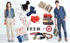 Target Teams Up With Feed