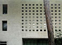 Adalberto Libera Palazzo delle poste Roma