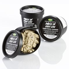 Angles on Bare Skin Cleanser from Lush