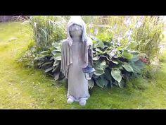 Nacht -Wächter aus Beton und Tücher - YouTube