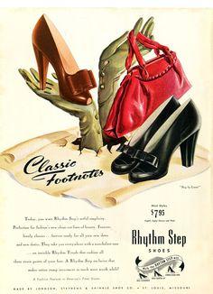 Sunday Shoe Spectacle - Fitting Shoes