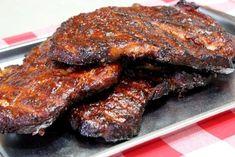 Pork Butt Steak Recipes, Grilled Pork Steaks, Grilled Steak Recipes, Grilled Meat, Grilling Recipes, Smoked Pork Steaks Recipe, Smoker Recipes, Entree Recipes, Keto Recipes