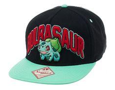Keps Pokemon - Bulbasaur