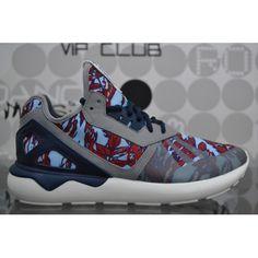 Sneaker Adidas Tubular Runner Hawaii Camouflage floreale, scarpe da running con gabbia sul tallone e suola tubolare in EVA. Spedizioni gratuite in 24/48h.