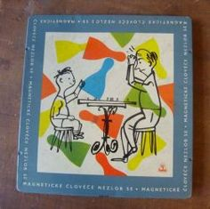 Magnetické Člověče nezlob se Retro, Czech Republic, My Childhood, Memories, Books, Nostalgia, Memoirs, Souvenirs, Libros
