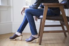 a578a5ad38ae87 23 Best Spring '15 Lookbook images in 2014   Bryr clogs, Clogs, San ...