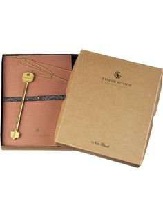 Notebook with key-pen - Accessories - Scotch & Soda Online Shop