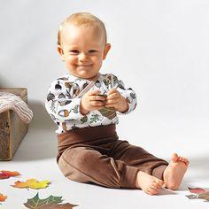 Nalle housut - Jesper Junior   FAOR Oy Baby Wearing, Autumn, Fall Season, Fall, Babywearing