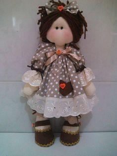 Russian doll pattern with dress - Free patterns Knitting For Charity, Child Doll, Kids Dolls, Little Doll, Waldorf Dolls, Soft Dolls, Doll Crafts, Fabric Dolls, Beautiful Dolls