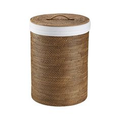 Sedona Honey Hamper with Liner Set   Crate and Barrel