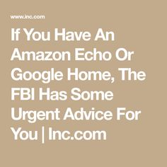 You might have to do a little work with your internet of things devices to stay secure. Technology Hacks, Medical Technology, Energy Technology, Alexa Tricks, Alexa Echo, Alexa App, Home Security Devices, Amazon Hacks, Alexa Skills