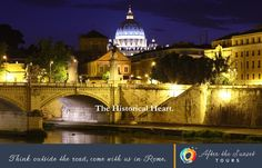 Rome | The Best Rome Guided Tours with After The Sunset Tours.