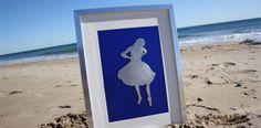 La Bailarina de Degas paseando al sol del Mediterráneo