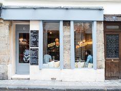 La Mangerie, restaurant   6, rue Princesse   Métro: Mabillon   Paris