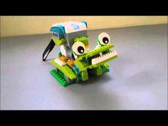 Robotica Educativa Lego WeDo 2.0 Eduardo Ventura AulaRobótica - YouTube