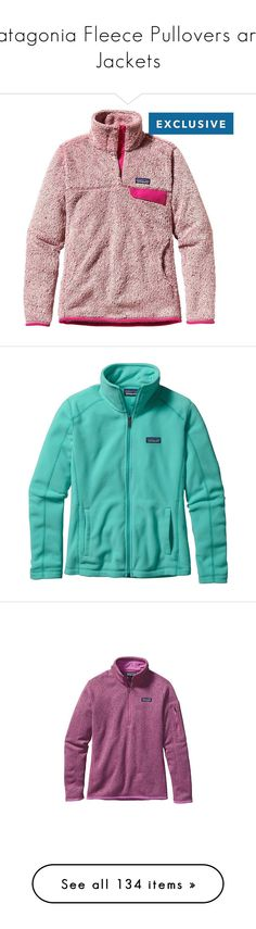 """""""Patagonia Fleece Pullovers and Jackets"""" by lulucutshall ❤ liked on Polyvore featuring jackets, patagonia, outerwear, blue fleece jacket, fleece jacket, blue jackets, patagonia jackets, tops, sweaters and zip sweater"""