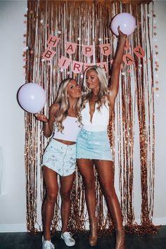13th Birthday Parties, Birthday Party For Teens, 14th Birthday, Sweet 16 Birthday, Birthday Party Themes, Girl Birthday, 18th Birthday Outfit Ideas, Birthday Photoshoot Ideas, Tumblr Birthday
