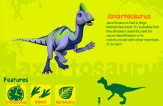 what does a jaxartosaurus dino look like - Google Search