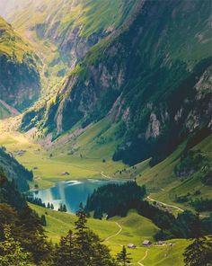 Outskirts of Switzerland: