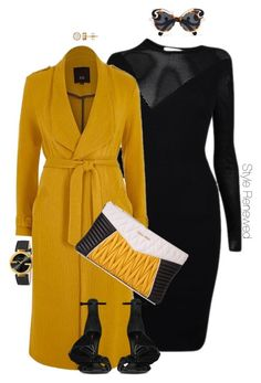"""Untitled #532"" by sherristylz on Polyvore featuring Gucci, Versace, River Island, Miu Miu, Yves Saint Laurent and Prada"