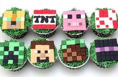 minecraft cup cake - Hledat Googlem