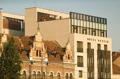 Beyfin Hotel, Cluj-Napoca, Romania - side view