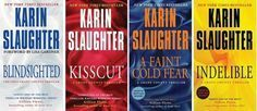 10 mysteries and thriller book series to read if you love 'Rizzoli & Isles', including Grant County Series by Karin Slaughter.