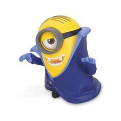Dracula Minion Stuart Action Figure Despicable Me Movie Minions Toy Unopened for sale online Build A Minion, My Minion, Dracula, Vampires, We Love Minions, Minion Halloween, Halloween Vampire, Despicable Me 2, Despicable Me