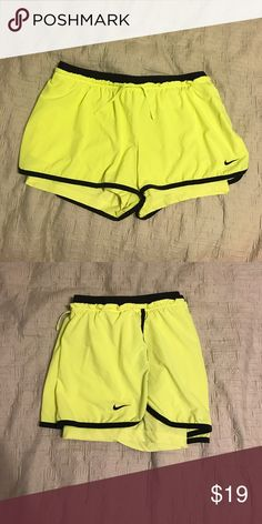 Nike Shorts Dri-Fit, built in spandex Nike Shorts