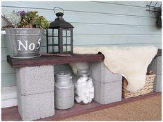 Diy Patio, Jar, Garden, Home Decor, Garten, Decoration Home, Room Decor, Lawn And Garden, Gardens