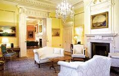 Image result for downing street 1950 interior