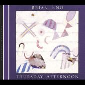 I found this one by accident and I've played it a million times by now. The music consists of multiple tracks of processed piano and electronic textures. The layers are phased so their relationships are constantly flowing and seamless. It was one of the 1st to use  the extended CD running time, containing only one 60-min track. Produced in1984 and released in 1985, it is still an amazing way to relax for an hour. Consider this the next album in my series of front-to-back greatness. Go, Eno!