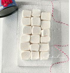 How To Make Marshmallows, Recipes With Marshmallows, Homemade Marshmallows, White Marshmallows, Homemade Gummies, Vegan Candies, Vegan Treats, Vegan Desserts, Just Desserts