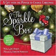 The Sparkle Box: A Gift with the Power to Change Christmas  Great book for teaching kids to give back