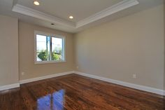 Master with Tray Ceilings