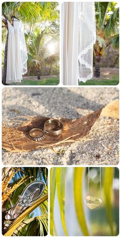 Lauren + Michael's Romantic Paradise Beach Wedding in Panama Fine Jewelry, Jewellery, Bride Gifts, Panama, Wedding Bands, Paradise, Jewelry Design, Romantic, Beach
