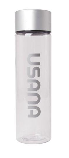 USANA Clear Water Bottle [5968-700-006] - $12.99 : My USANA Gear