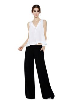 ERIC PANT by Alice + Olivia