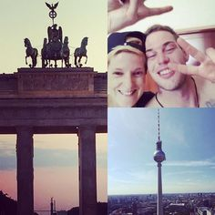 #Berlin #fun #brandenburgertor #leichtigkeit #love by lii_laa