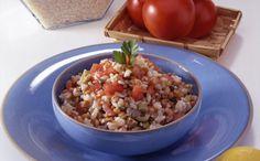 """""""Ensalada De Lentejas Con Arroz"""" en Nestlé Cocina #recetas #nestlecocina #menuplanner #cocina"""