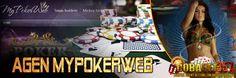 Cobabet357 merupakan Agen Mypokerweb yang menawarkan kepada member dan calon member yang ingin poker online disitus judi poker yang mulai populer yaitu Mypokerweb. Sebagai Agen Poker Online yang sudah terpercaya dikalangan pecinta poker di Indonesia, tentunya kami selalu berkomitmen untuk selalu memberikan kepuasan dan pelayanan terbaik kepada Anda yang ingin bermain bersama kami.