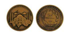 Ayasofya Hatıra Parası - Ayasofya Açılış Hatırası Money, Personalized Items, Silver