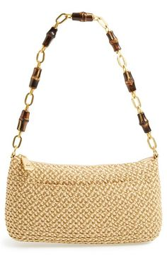 Eric Javits 'Bulu - Squishee®' Woven Shoulder Bag available at #Nordstrom